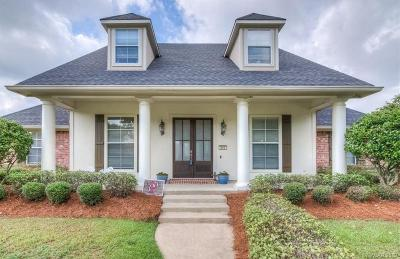 Bossier City Single Family Home For Sale: 516 Lovers