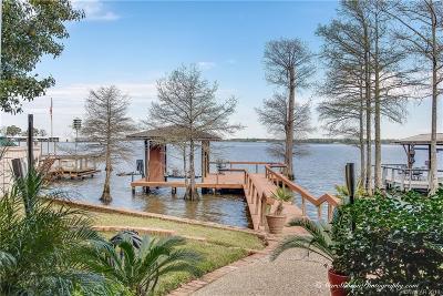 Shreveport Single Family Home For Sale: 5723 Lakefront Drive