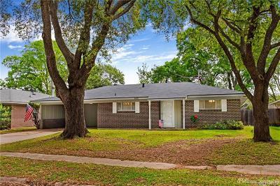 Clingman Park, Clingman Park Broadmoor Single Family Home For Sale: 4433 Orchid Street