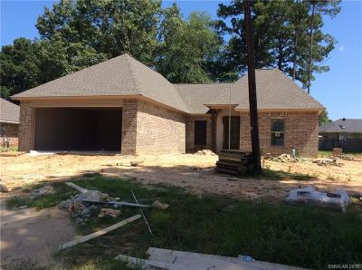 Shreveport Single Family Home For Sale: 5626 Stoneridge Drive