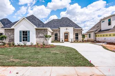 Benton Single Family Home For Sale: 508 Linden Circle