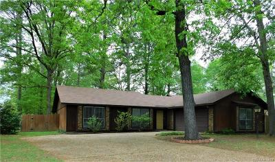 Haughton Single Family Home For Sale: 137 Chimney Lane