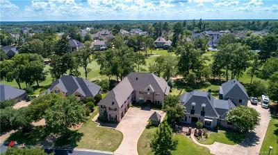 Shreveport Single Family Home For Sale: 10927 Cattail Point