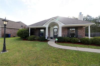 Shreveport Single Family Home For Sale: 262 Olympia Drive