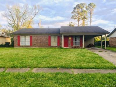 Bossier City Single Family Home For Sale: 1506 Fox Street