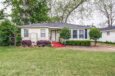 Shreveport Single Family Home For Sale: 205 Leland Drive