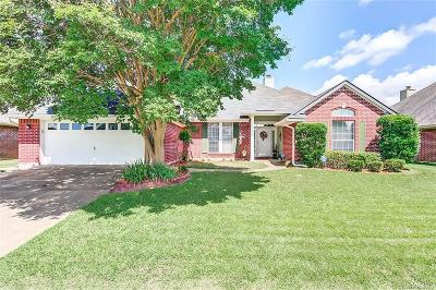 Bossier City Single Family Home For Sale: 2254 Middle Creek Boulevard