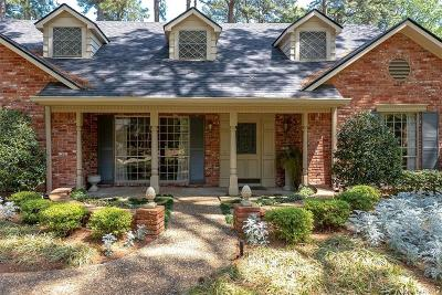 Shreveport Single Family Home For Sale: 8309 Spring Lake Drive