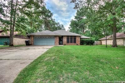 Haughton Single Family Home For Sale: 208 Deerwood Lane