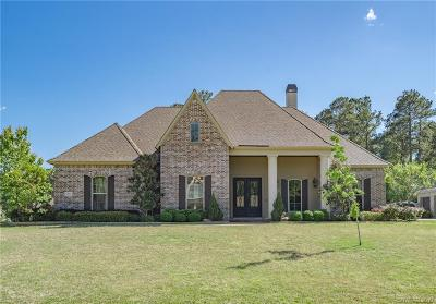 Shreveport Single Family Home For Sale: 1013 Towhee Drive