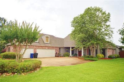 Shreveport Single Family Home For Sale: 136 Waters Edge Drive