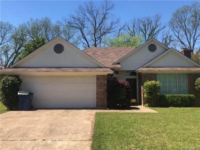 Bossier City Single Family Home For Sale: 5125 Tara Lane