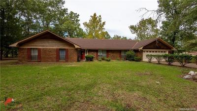 Shreveport Single Family Home For Sale: 110 Mayo Road