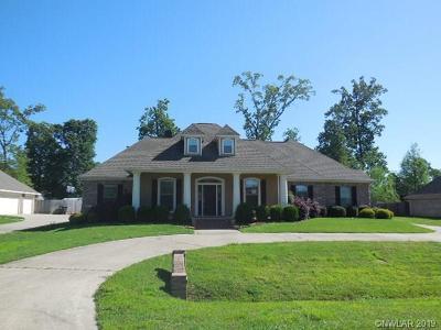 Haughton Single Family Home For Sale: 1887 Sparrow Ridge