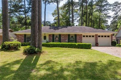 Shreveport Single Family Home For Sale: 2039 Crabapple Drive