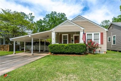 Shreveport Single Family Home For Sale: 3904 Maryland Avenue