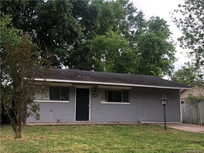 Bossier City Single Family Home For Sale: 4720 Okeefe Street