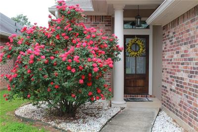 Bossier City Single Family Home For Sale: 2000 Wild Iris