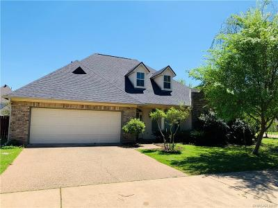 Shreveport Single Family Home For Sale: 8051 Captain Mary Miller Drive