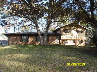 Shreveport Single Family Home For Sale: 918 Manor Place