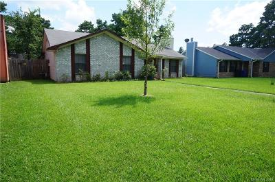 Shreveport Single Family Home For Sale: 5931 Braeloch Drive