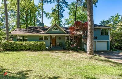 Shreveport Single Family Home For Sale: 651 Southfield Road