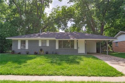 Bossier City Single Family Home For Sale: 4116 Stuart