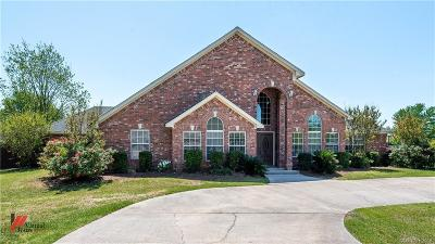 Bossier City LA Single Family Home For Sale: $359,900