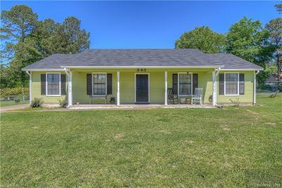 Shreveport Single Family Home For Sale: 340 Phelps