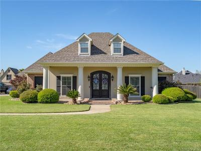 Bossier City Single Family Home For Sale: 611 Placid Point