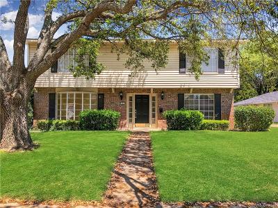 Town South Estates Single Family Home For Sale: 422 Brighton Court