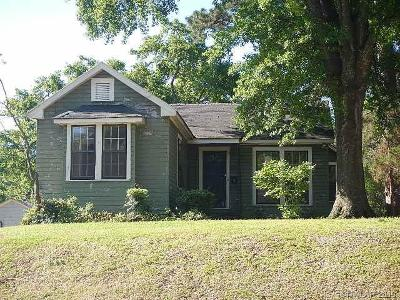 Shreveport Single Family Home For Sale: 241 Olive Street