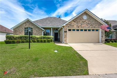 Shreveport Single Family Home For Sale: 9833 Paragon Lane