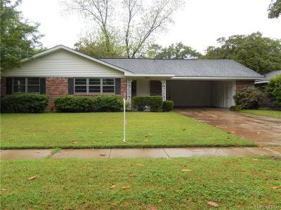 Shreveport Single Family Home For Sale: 2026 Horton Avenue