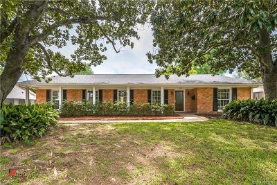 Shreveport Single Family Home For Sale: 209 Pierremont Road