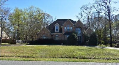 Haughton Single Family Home For Sale: 2217 Grapevine Lane