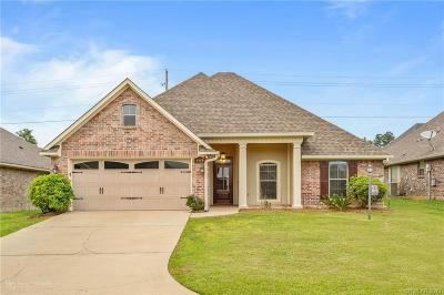 Haughton Single Family Home For Sale: 809 Applewood Trail