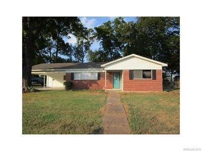 Bossier City Single Family Home For Sale: 1524 Anita Street