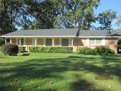 Shreveport Single Family Home For Sale: 9440 Primrose Lane