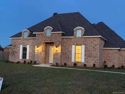 Haughton Single Family Home For Sale: 303 Granite Drive