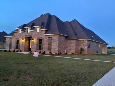 Haughton Single Family Home For Sale: 305 Granite Drive