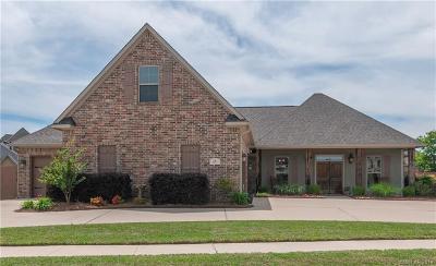 Shreveport Single Family Home For Sale: 9572 Mazant Lane