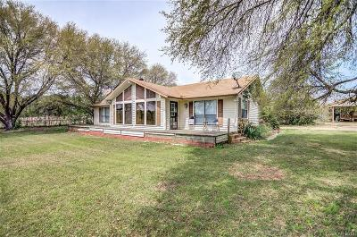 Mansfield Single Family Home For Sale: 270 Greenbriar Bend