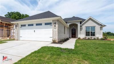 Bossier City LA Single Family Home For Sale: $269,900