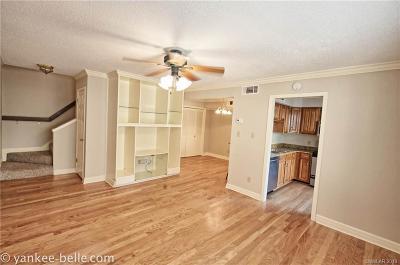 Shreveport Condo/Townhouse For Sale: 3100 Fairfield Avenue #5A