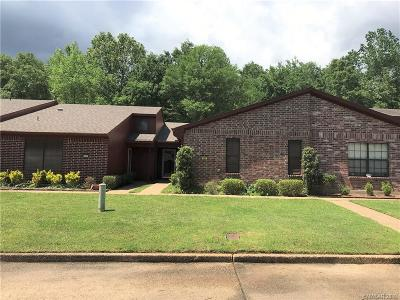 Shreveport Condo/Townhouse For Sale: 133 Fountain View