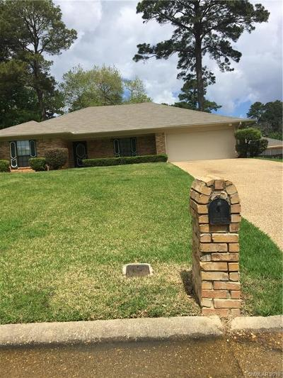 Shreveport Single Family Home For Sale: 2404 Windbrooke Court