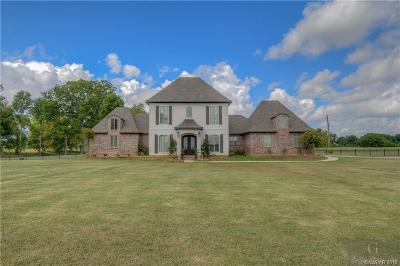 Bossier City Single Family Home For Sale: 340 Myers Road