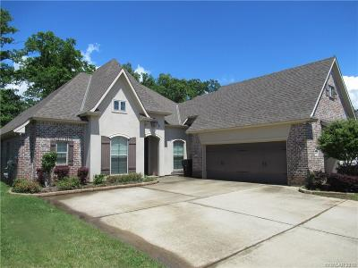 Shreveport Single Family Home For Sale: 9910 Loveland Court
