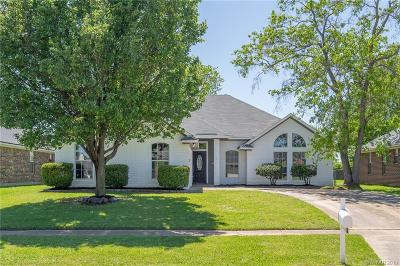 Bossier City Single Family Home For Sale: 5902 Pampus Lane
